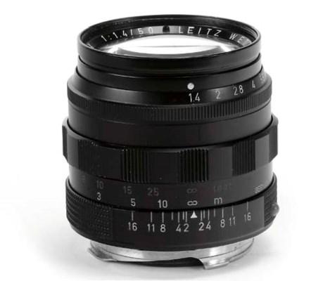 Summilux f/1.4 50mm. no. 17898