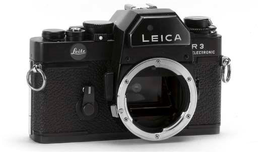Leica R3 Electronic no. 146587