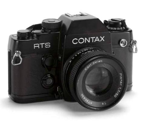 Contax RTS II Quartz no. 18063