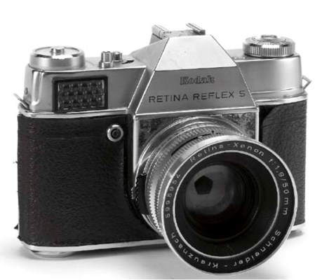 Retina Reflex S no. 59688