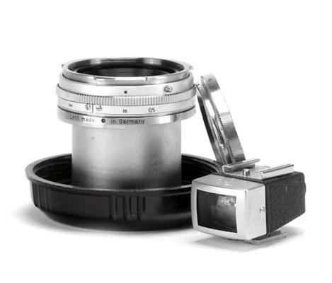 Biogon f/4.5 21mm. no. 3255843