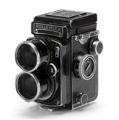Tele-Rolleiflex no. S2303422