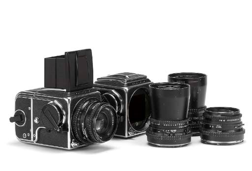 Hasselblad outfit