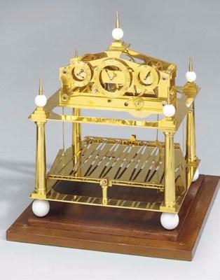 An English brass Congreve-type