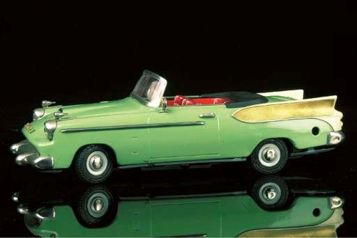 Schuco battery-operated Cars