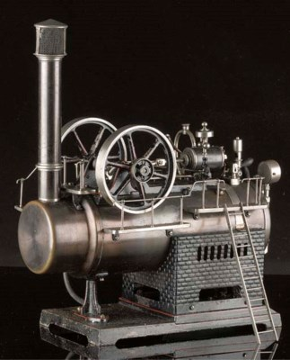 A Doll spirit-fired steam over