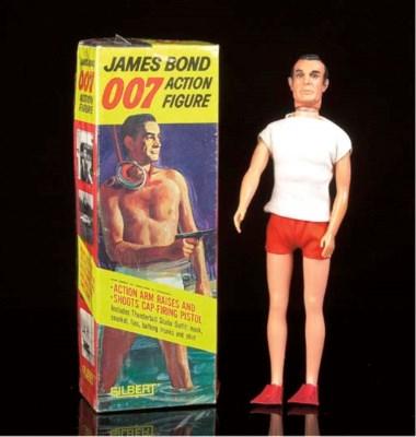A Gilbert 16101 James Bond Act