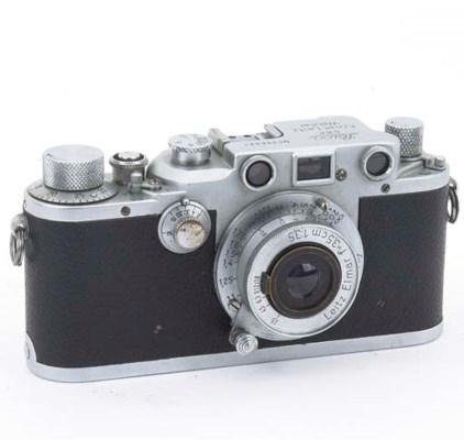 Leica IIIc no. 396421