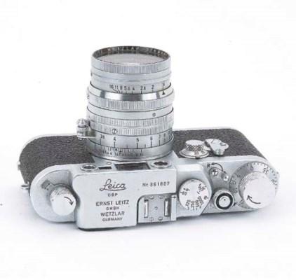 Leica IIIg no. 861807
