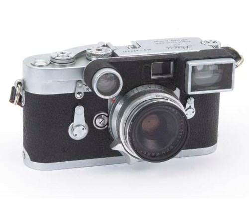 Leica M3 no. 820233