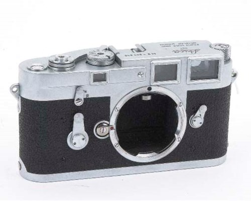 Leica M3 no. 962836