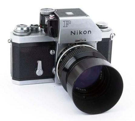 Nikon F no. 7241182