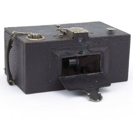 No. 1 Panoram Kodak Model D no