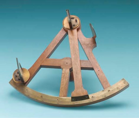 A STUDENT TRAINING SEXTANT