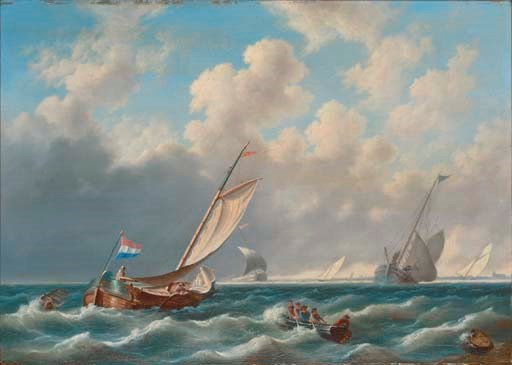 Attributed to Charles Martin P