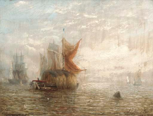 Adolphus Knell, 19th Century