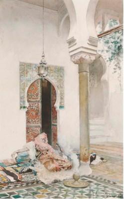 Gustavo Simoni (Italian, 1846-