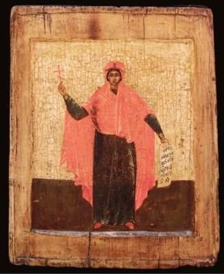 Saint Paraskeva (?)