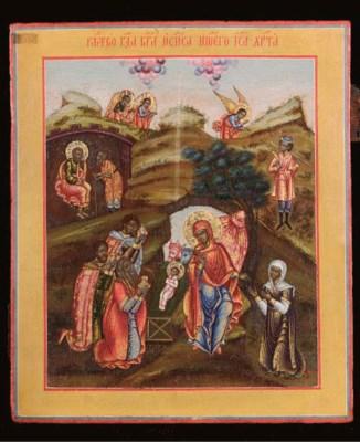 the nativity of christ