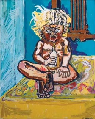 John Bratby, R.A. (1928-1992)