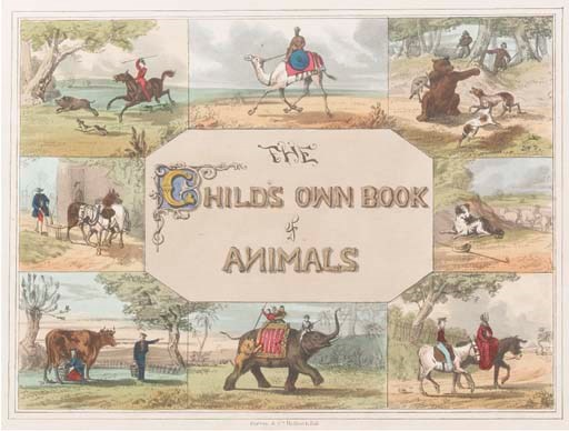 The Child's Own Book of Animal