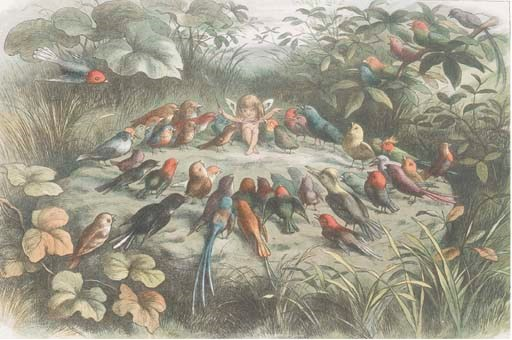 DOYLE, Richard (1824-83, illus
