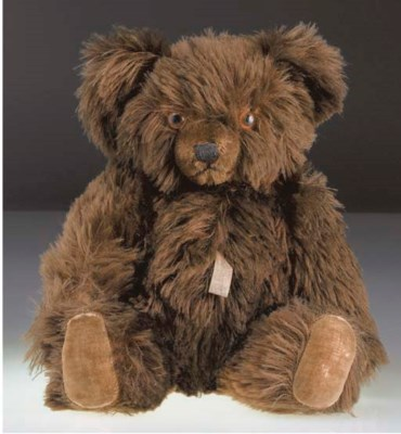 A Knickerbocker teddy bear