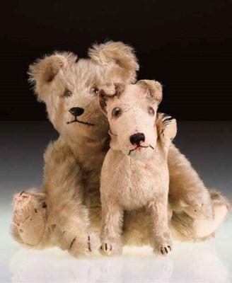 A German teddy bear