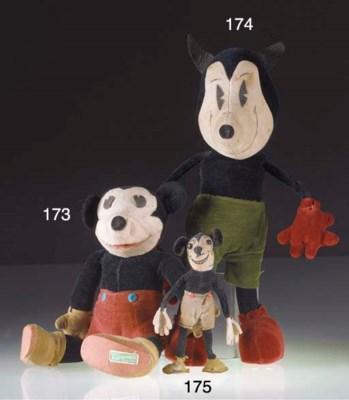 A Dean's Rag Book Mickey Mouse