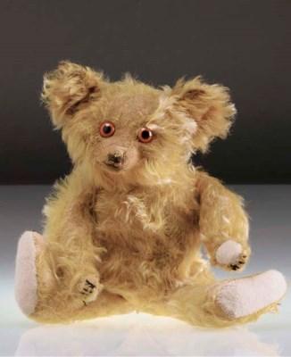A musical teddy bear