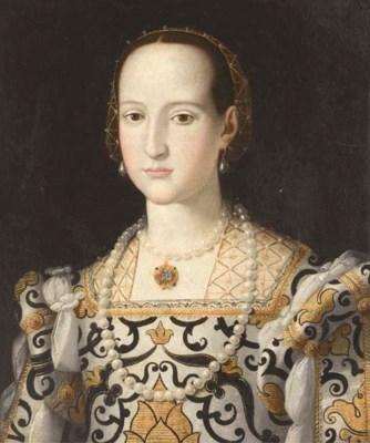 After Angolo Bronzino
