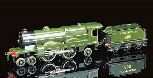 A Hornby Series Clockwork Lord