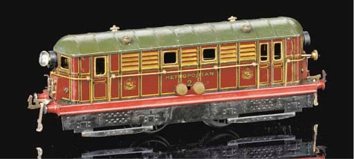 A Hornby Series Electric High