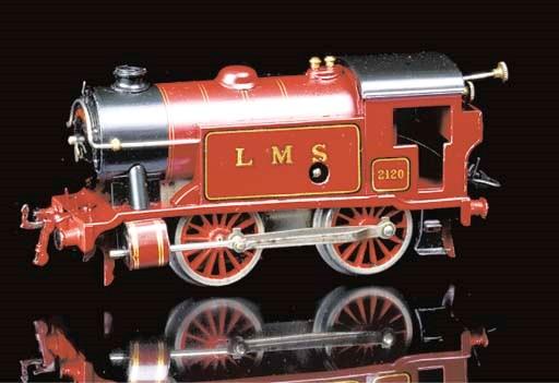 A Hornby Series No. 1 Special