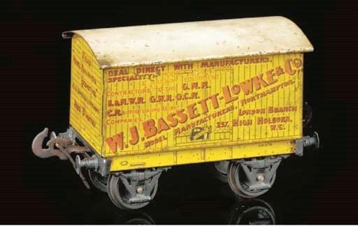 A Carette for Bassett-Lowke Pr