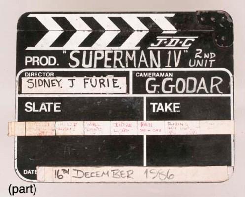 Superman IV, 1987/Various Titl