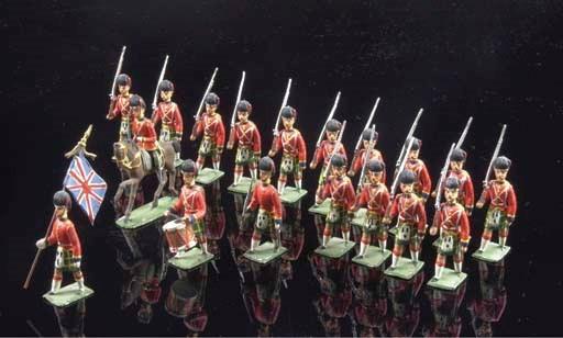 Heyde Highland Infantry