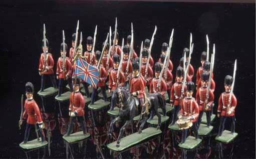 Heyde British Guardsmen
