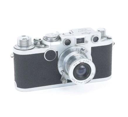 Leica IIf no. 809665