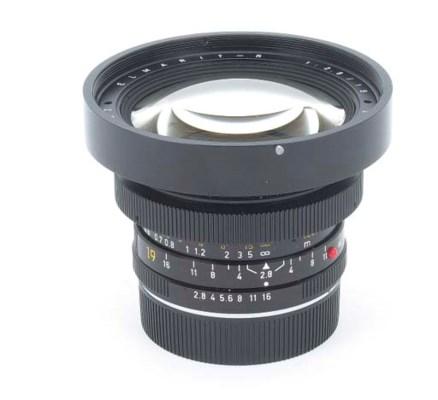 Elmarit-R f/2.8 19mm. no. 2955