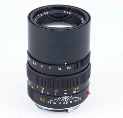 Elmarit-M f/2.8 90mm. no. 3463