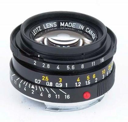 Summicron-M f/2 35mm. no. 3017