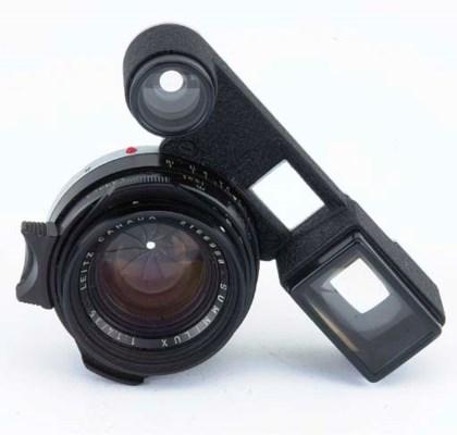 Summilux f/1.4 35mm. no. 21669