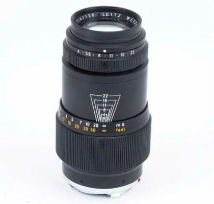 Tele-Elmar f/4 135mm. no. 2654