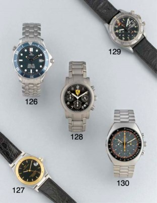 International Watch Co: A gold