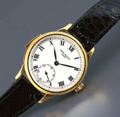PATEK PHILIPPE. A FINE AND IMP