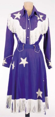 PATSY CLINE 'BLUE COWGIRL' ENS