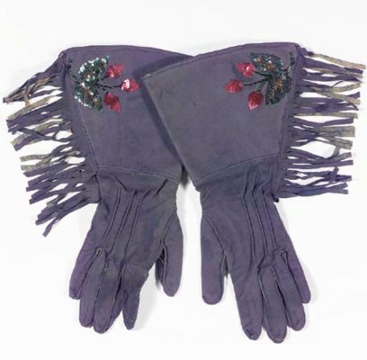 JUDY GARLAND GLOVES FROM