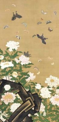 Style Of Ito Jakuchu (19th-20t