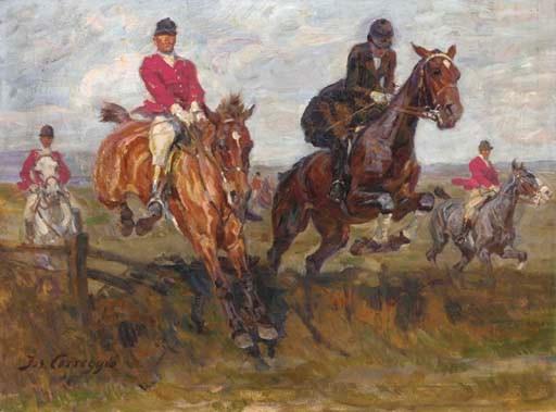 Joseph Correggio (German, 1870